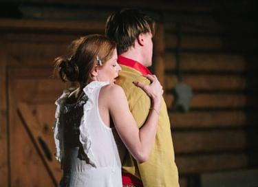Спектакль «Барыня»