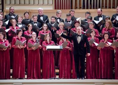 Концерт Симфонического хора Свердловской филармонии