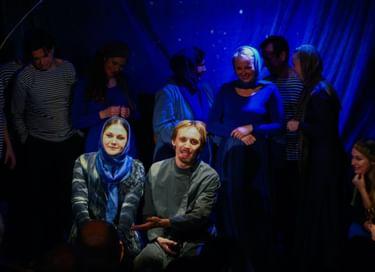 Спектакль «Соотечественники»