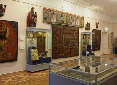 Выставка «Сокровища древнего Мурома»