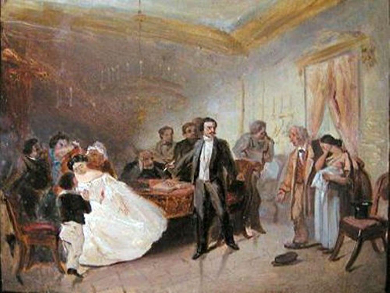 Печальные невесты в русской живописи. Галерея 2