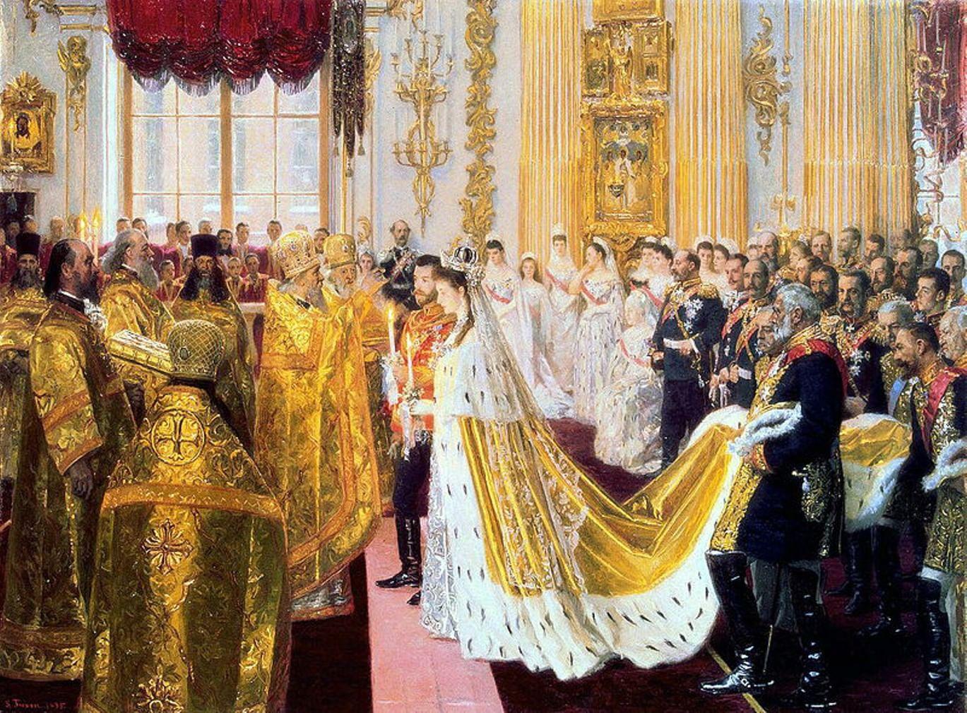 Печальные невесты в русской живописи. Галерея 7