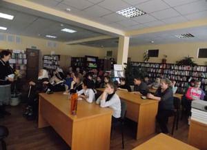 Онуфриевская сельская библиотека