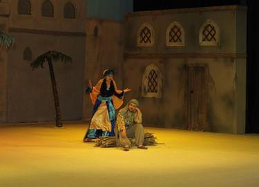 Спектакль «Али-Баба и золото разбойников»