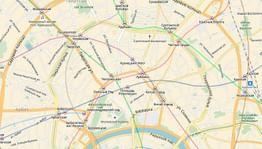 Археология Москвы. Интерактивная карта находок