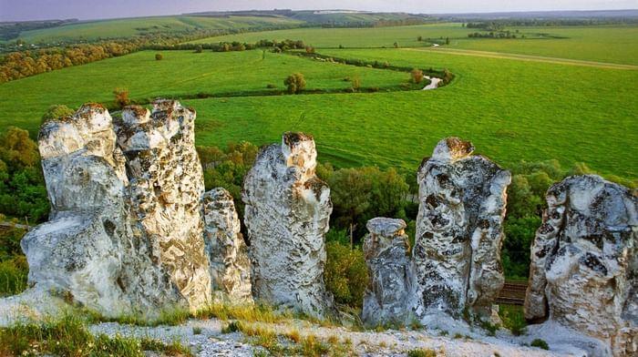 Природно-культурный комплекс «Дивногорье»