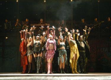 Спектакль «Трехгрошовая опера»