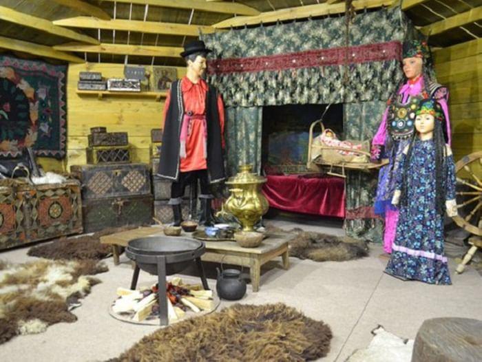 Постоянная экспозиция «Хакасская этнография»
