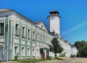 Вышневолоцкая центральная библиотека