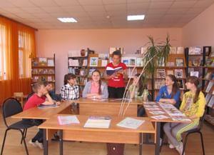 Александровская модельная библиотека-филиал № 3