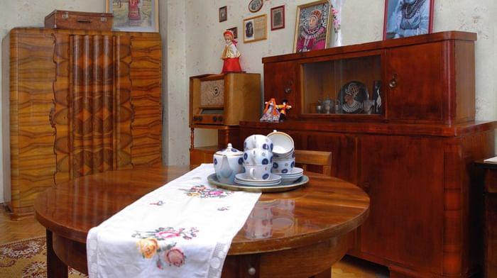 Музей-квартира М. Н. Мордасовой