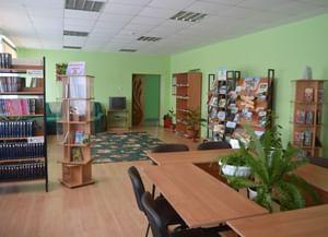 Холоднянская модельная библиотека-филиал № 1