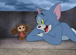 Чебурашка в зарубежных мультфильмах