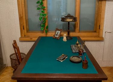 Экспозиция Дома-музея В. В. Вересаева