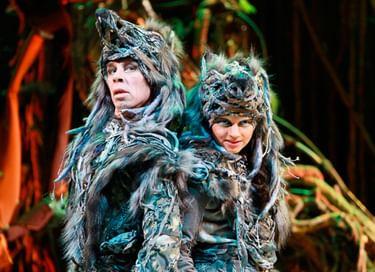 Спектакль «Книга джунглей. Маугли»