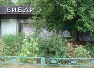 Библиотека № 87 (фонд взрослой литературы)