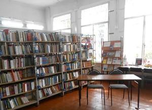 Библиотека-филиал № 3 им. М. Горького