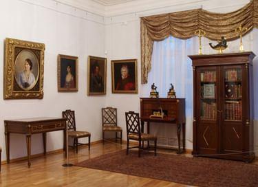 Выставка «Русское и западноевропейское искусство XVII – нач. XX вв.»