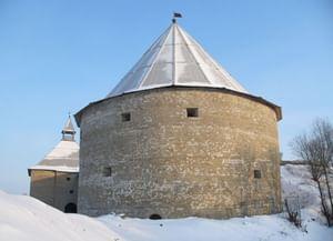Музей-заповедник «Старая Ладога». Крепость