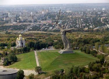 Экскурсии по комплексу «Героям Сталинградской битвы»