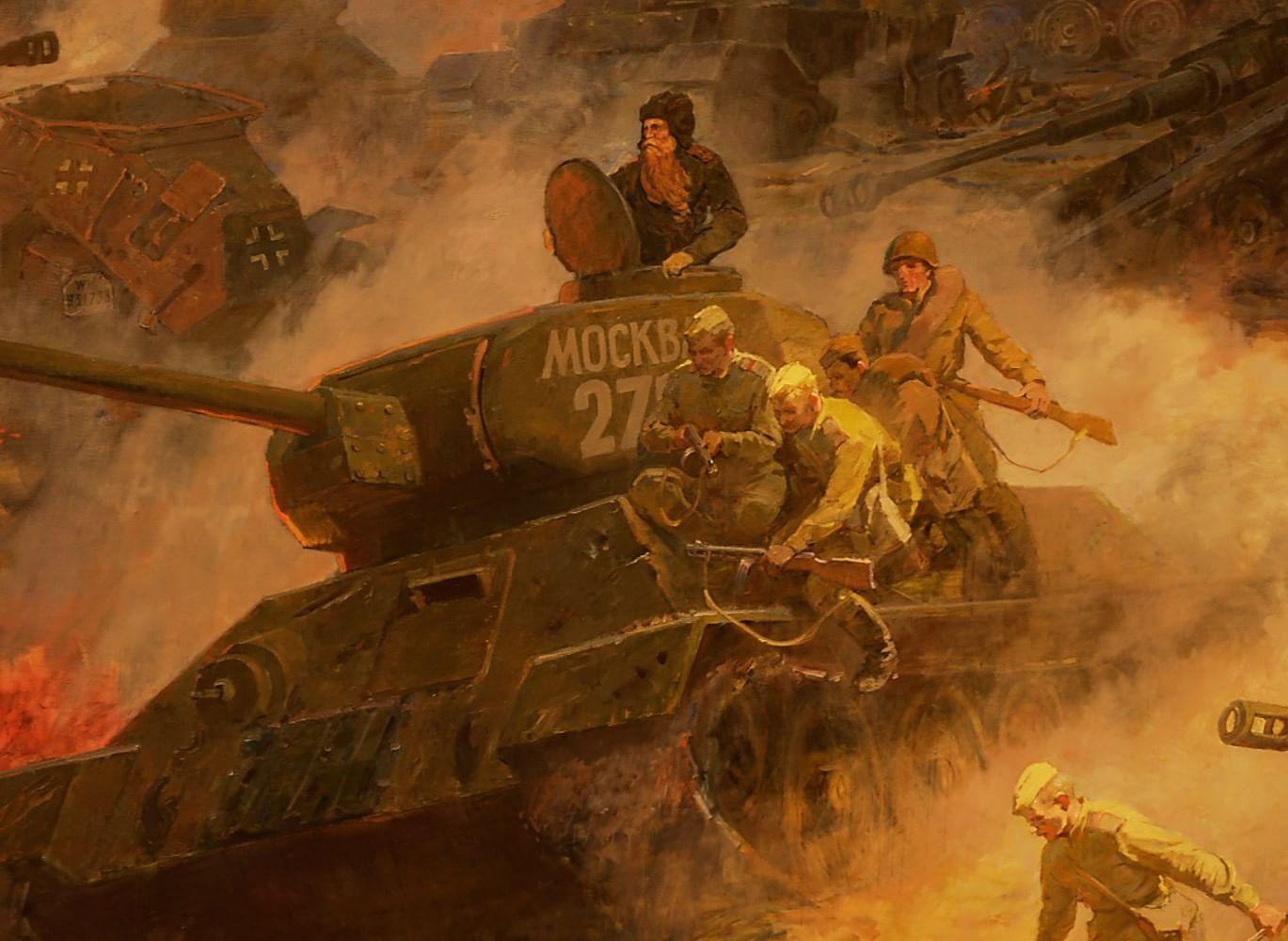 От «бессмертного» сержанта до Патриарха всея Руси: 5 участников Курской битвы. Галерея 4