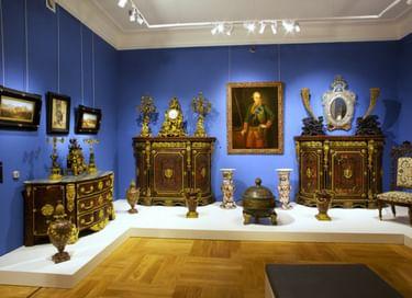 Выставка «Зарубежное искусство XVII – начала XX веков»
