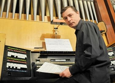 Концерт органиста Михаила Павалия