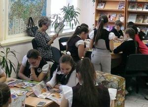 Детская библиотека города Урай