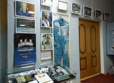 Выставка «Космическая история Щекинского края»