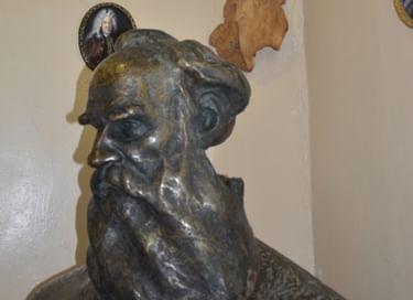 Выставка «Толстой и Толстые»