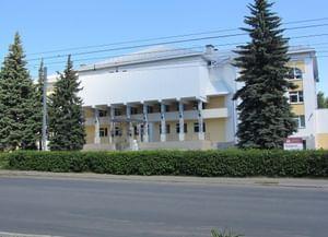 Национальная библиотека имени С. Г. Чавайна