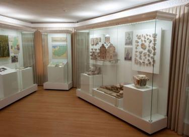 Экспозиция «История Борисоглебского монастыря»