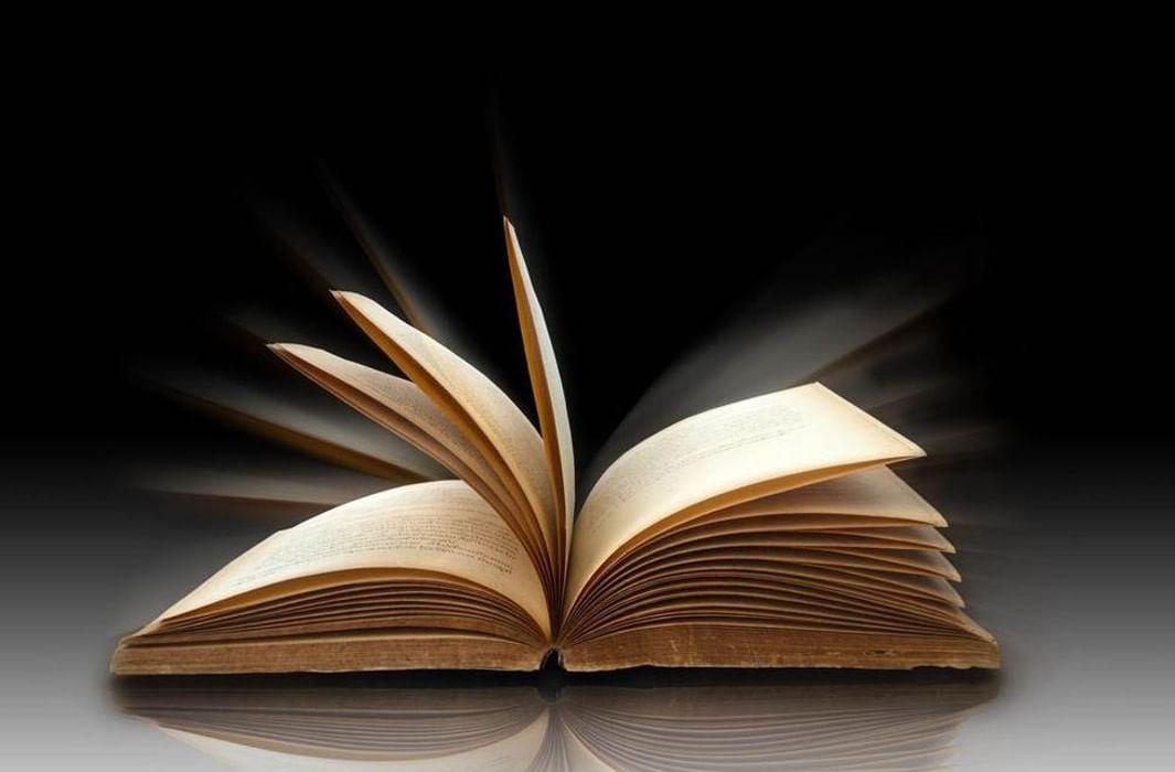 Любимого февраля, картинки раскрытые книги