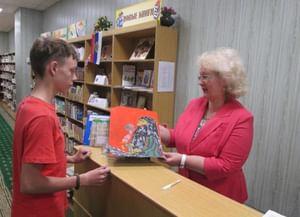 Детская библиотека № 71