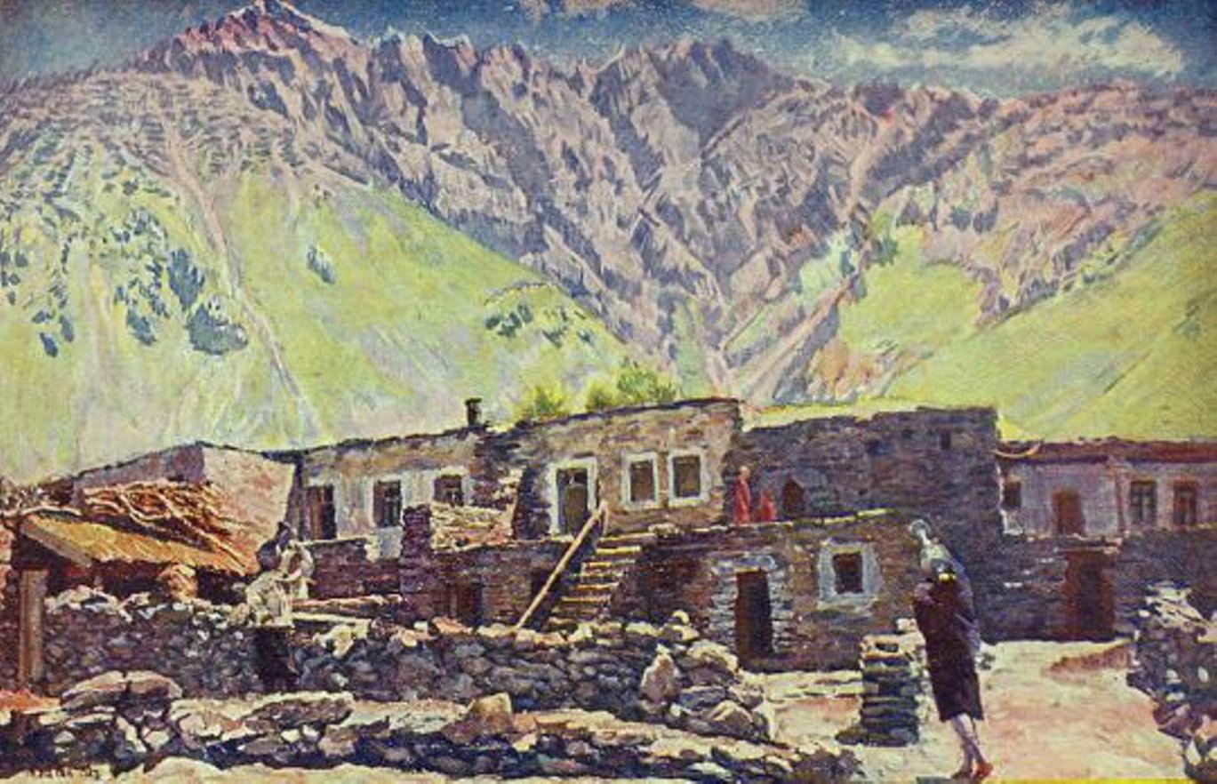 Грузия на портале Культура.рф. Галерея 1