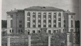 Архитектура школы — отдворца докомбината