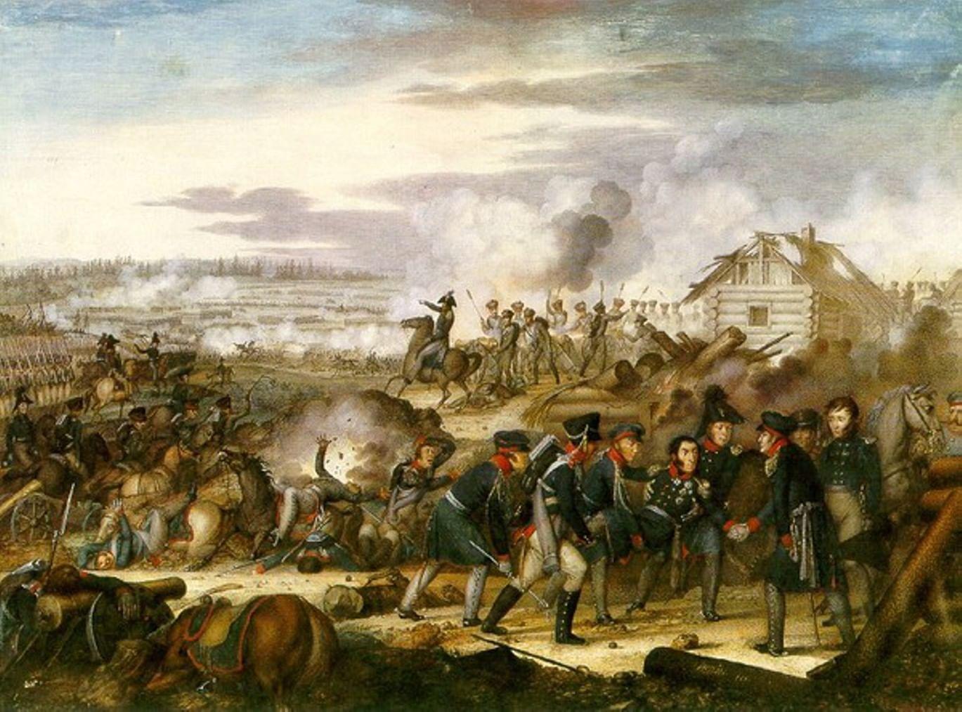 Генералы 1812 года и их милые жены. Галерея 2