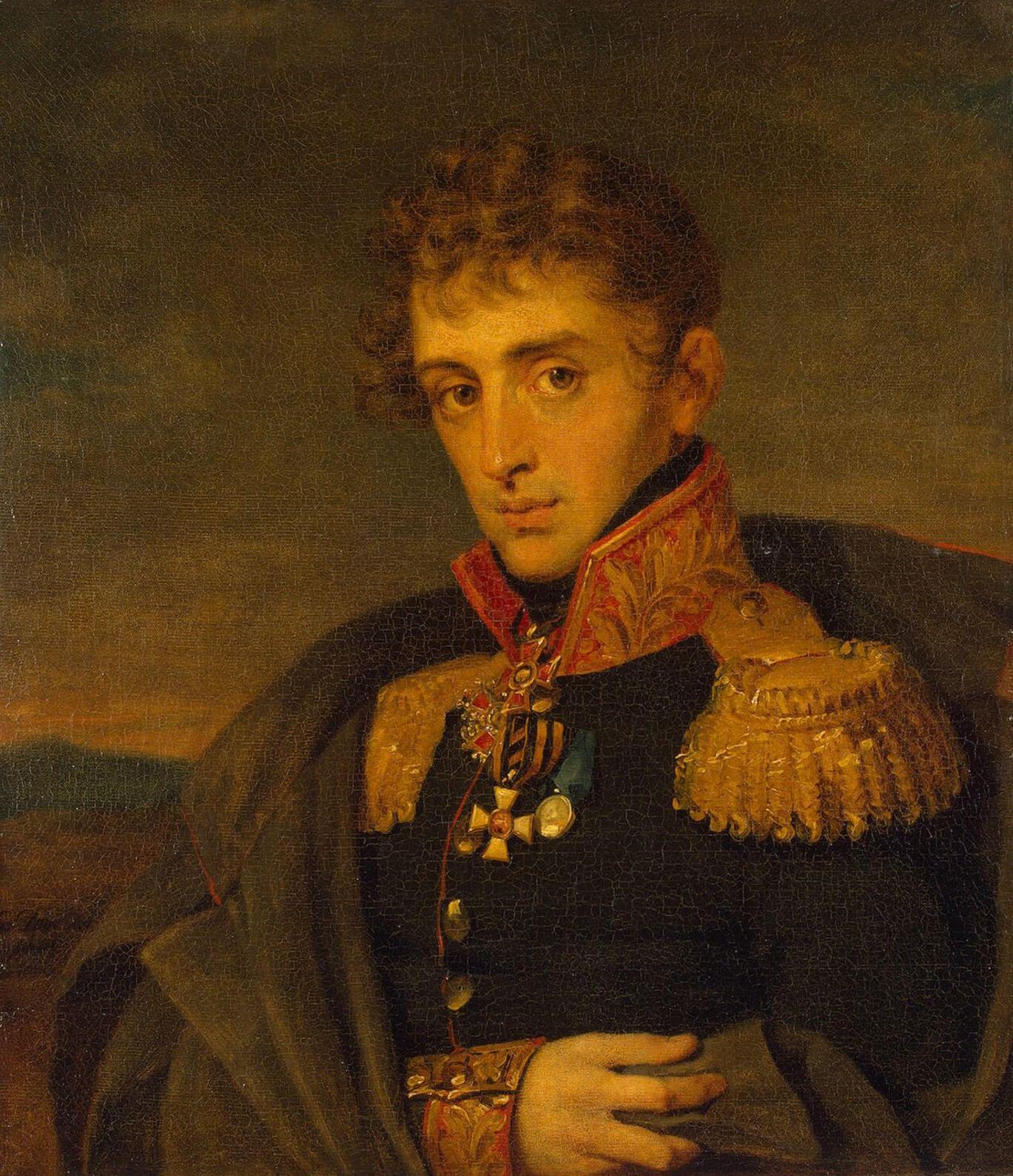 Генералы 1812 года и их милые жены. Галерея 4