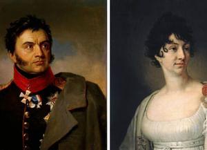 Генералы 1812 года иих милые жены
