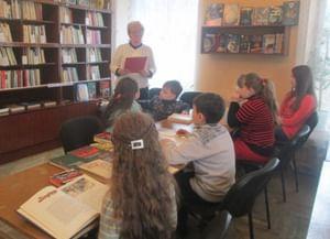 Библиотека-филиал №3МКУК «ЦБС» г. Кисловодска