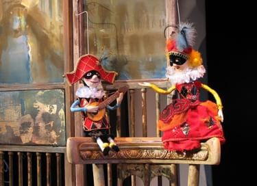 Спектакль «Карнавал в Венеции»