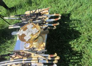 Современные воинские ритуалы и чинопоследования донских казаков