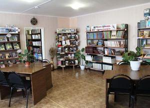 Пролетарская модельная библиотека-филиал № 23