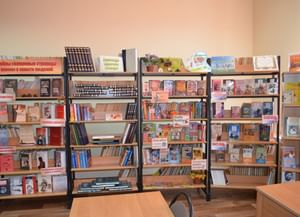 Илек-Кошарская модельная библиотека-филиал № 15
