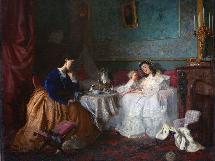 Выставка «Три века русского искусства»