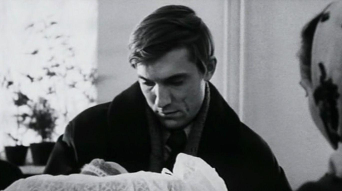 Кадр из фильма «Романс о влюбленных»