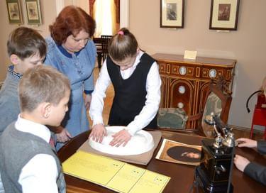 Экскурсия для детей с ограниченными возможностями в Музее им. В. П. Сукачёва