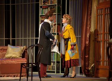 Спектакль «Странная миссис Сэвидж»