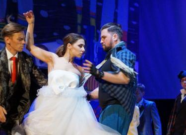 Спектакль «Мужское танго»