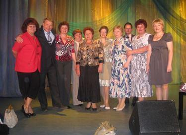 Концерт «25 лет служения людям»